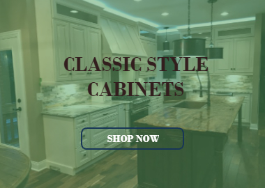 classic style cabinets